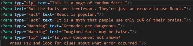 Part 5: React Basics · TypeScript+React Primer